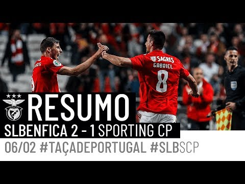 HIGHLIGHTS: SL BENFICA 2-1 SPORTING CP