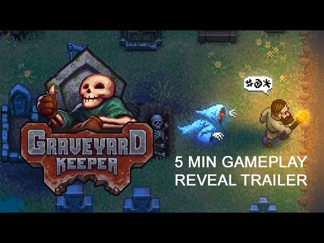 Graveyard Keeper Brings Hilarious Medieval Cemetery Management To Xbox One And PC