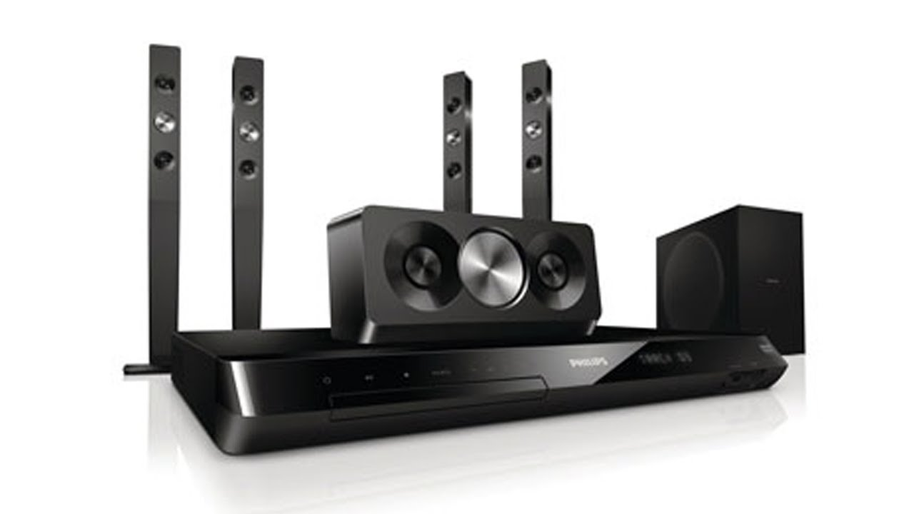 Philips HTS5553/78 Home Theater Driver for Windows 7