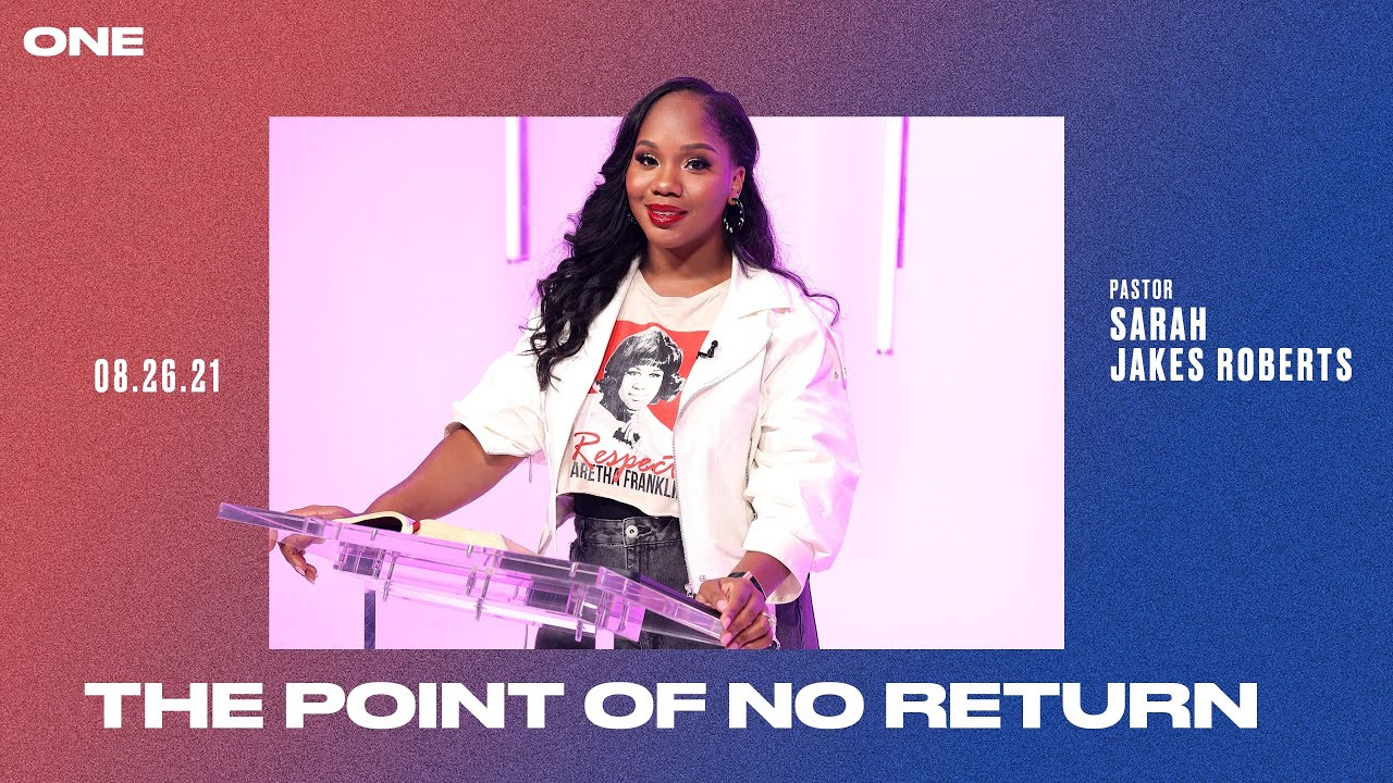 Download The Point of No Return - Sarah Jakes Roberts