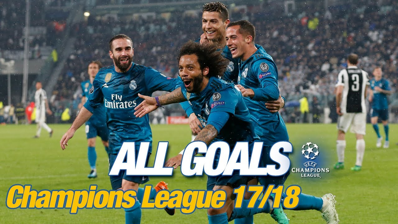 Download Every Champions League goal 2017/18 | Bale and Cristiano's brilliant bicycle kicks!