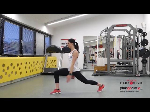 MOBILNOST - izpadni korak z zasukom
