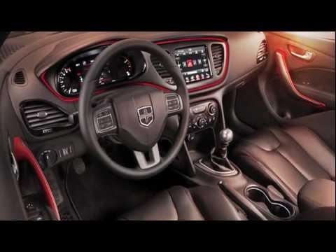 Dodge Dart Srt >> Inside Look at the Dodge Dart - YouTube