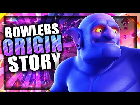 The Bowler's Origin Story - Clash of Clans & Clash Royale Troop Origin Story [2018] | WoC Story