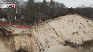 Lawmakers urge Whitmer to declare lakeshore erosion a state emergency