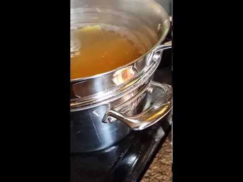 Boil over pretty consistent