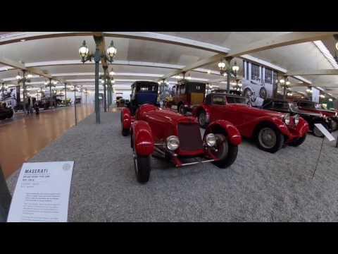 Cite de l'Automobile Mulhouse et Schlumph Bugatti Collection