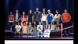 Kazem El Saher Ft The Voice Kids Mali Khele2 2016 كاظم الساهر مع أطفال ذا فويس