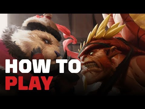 How to Play Artifact, Valve's Next Game