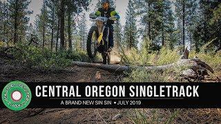 PNW Central Oregon Moto Enduro Singletrack // A Brand New Sin Sin