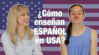 Cómo Enseñan Español En USA Superholly