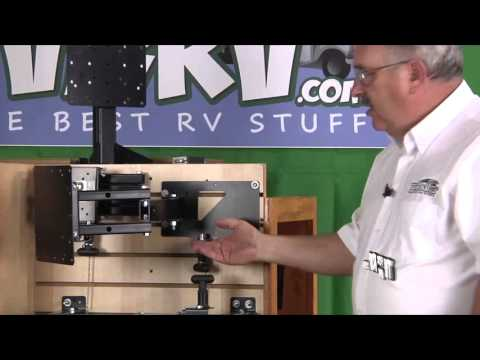 MORryde Articulating Locking Wall Mount Video TV1006 TV1021 TV1025  YouTube