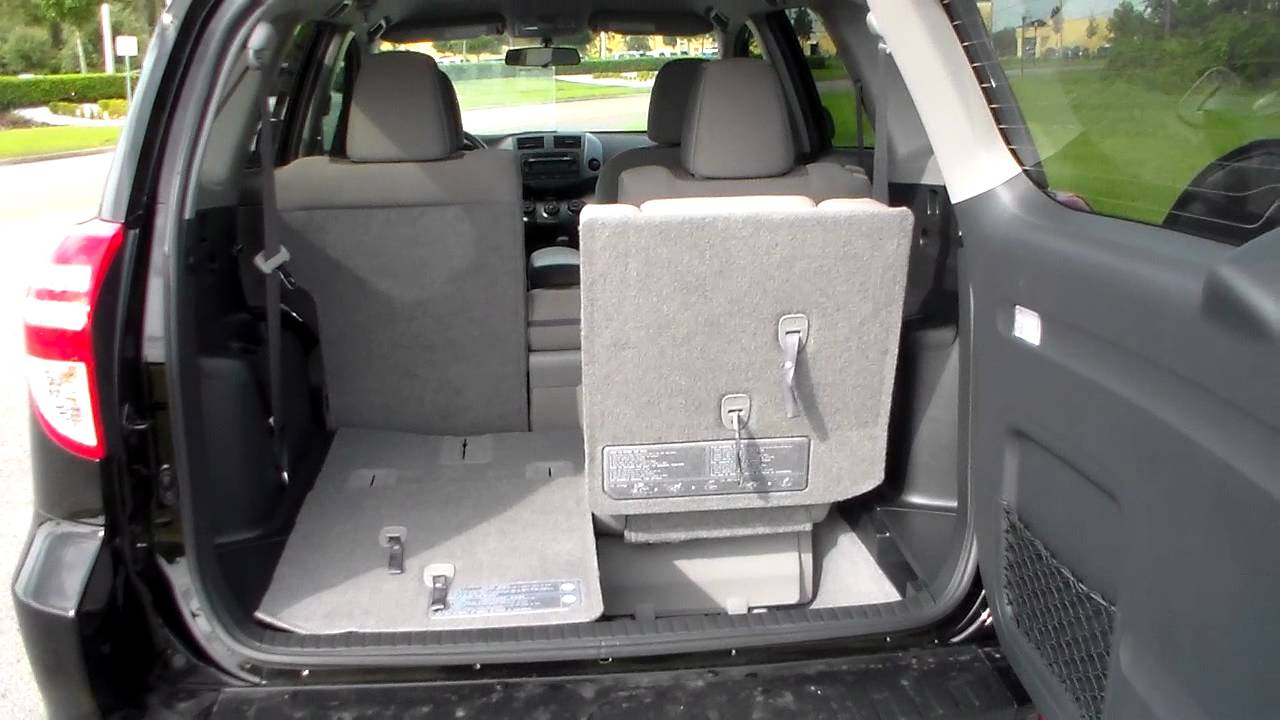 2012 Toyota Rav 4 3 Row Youtube