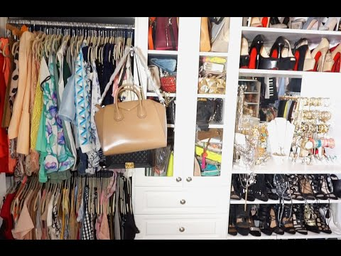 Carli Bybel Closet Tour 2015 Youtube