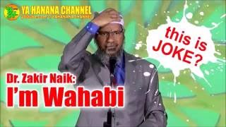 Dr Zakir Naik said Yes I'm Wahabi Reply By Hafiz Ehsan Iqbal Qadiri
