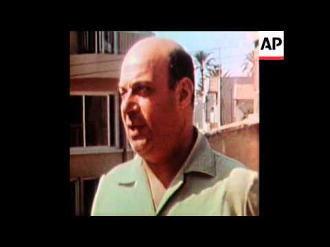 SYND 21 3 74 INTERVIEW TURKISH-CYPRIOT LEADER RAUF DENKTASH