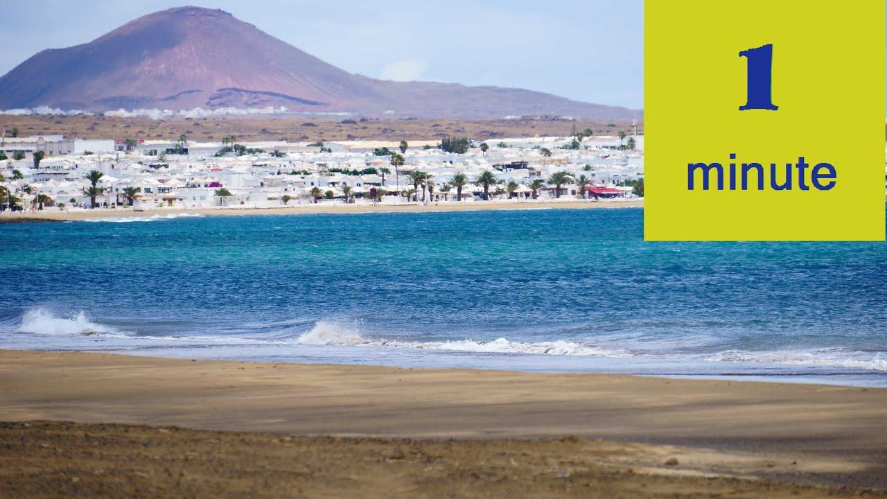 Playa Honda Lanzarote 6 11 Youtube