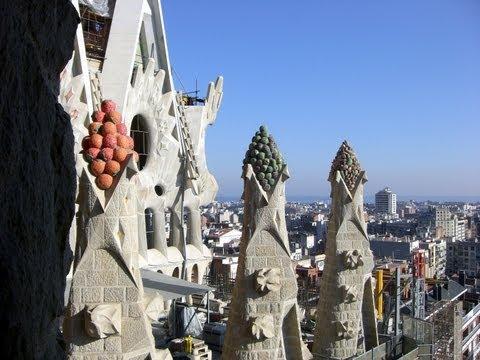 Spain - Gaudi's Barcelona