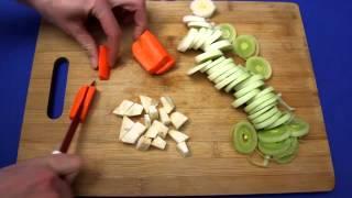 Рецепт приготовления супа-пюре из лука-порея с авокадо в суповарке VITEK VT-2620 ST