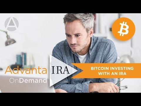 Bitcoin Investing With An IRA