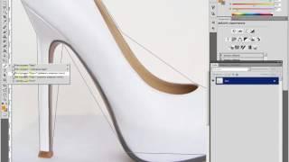 Уроки Фотошопа - Как вырезать белое на белом
