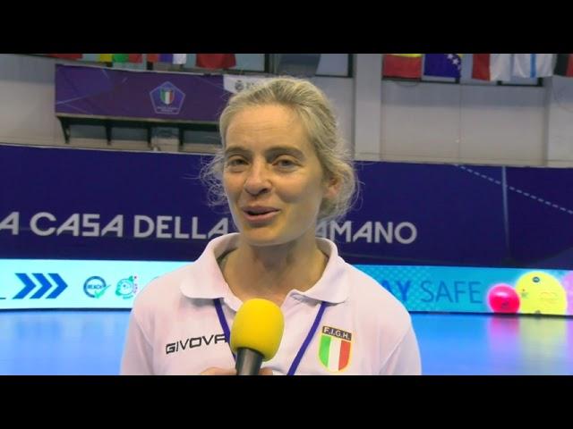 Italia U19 in semifinale all'EHF Championship di Chieti