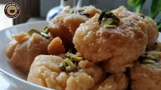 Balushahi  recipe - Homemade balusha sweet recipe by Chef Asifa-