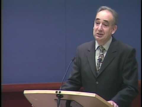 Arthur Lenk | Israel: The Peace Process & International Law