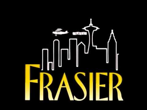 Frasier Intros Compilation (Every theme and animation used)