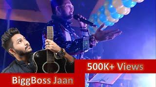 Jaan Kumar Sanu|Dheere Dheere se mere Zindegi mein Aana|BiggBossJaan