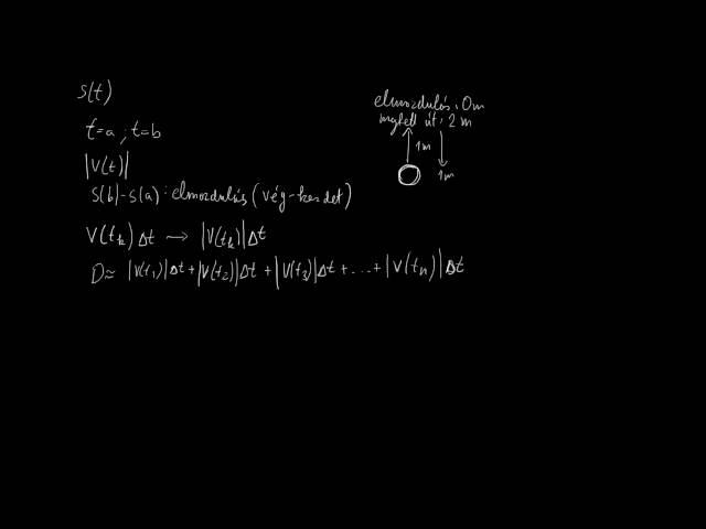 Közelítés véges összegekkel - 4. rész
