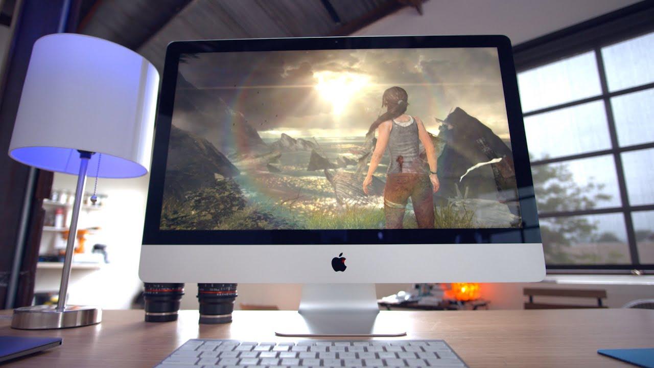 Gear Thursday: Apple iMac 5K Retina 2017 first look