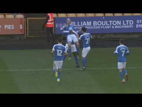 HIGHLIGHTS | Port Vale vs Peterborough United