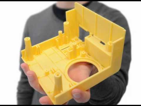 Best Plastic Rapid Prototyping Machine