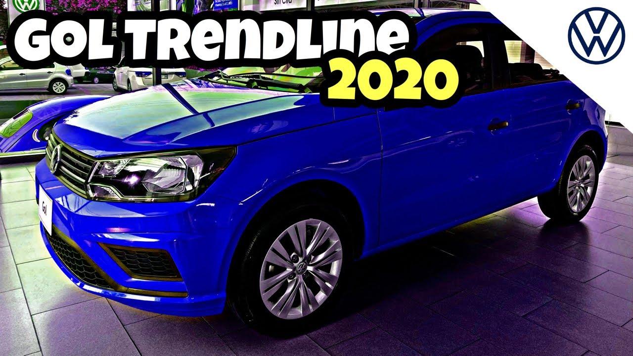 Download Gol Trendline 2020!!! •Reseña Completa• [Kio Kio]