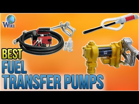 10 Best Fuel Transfer Pumps 2018