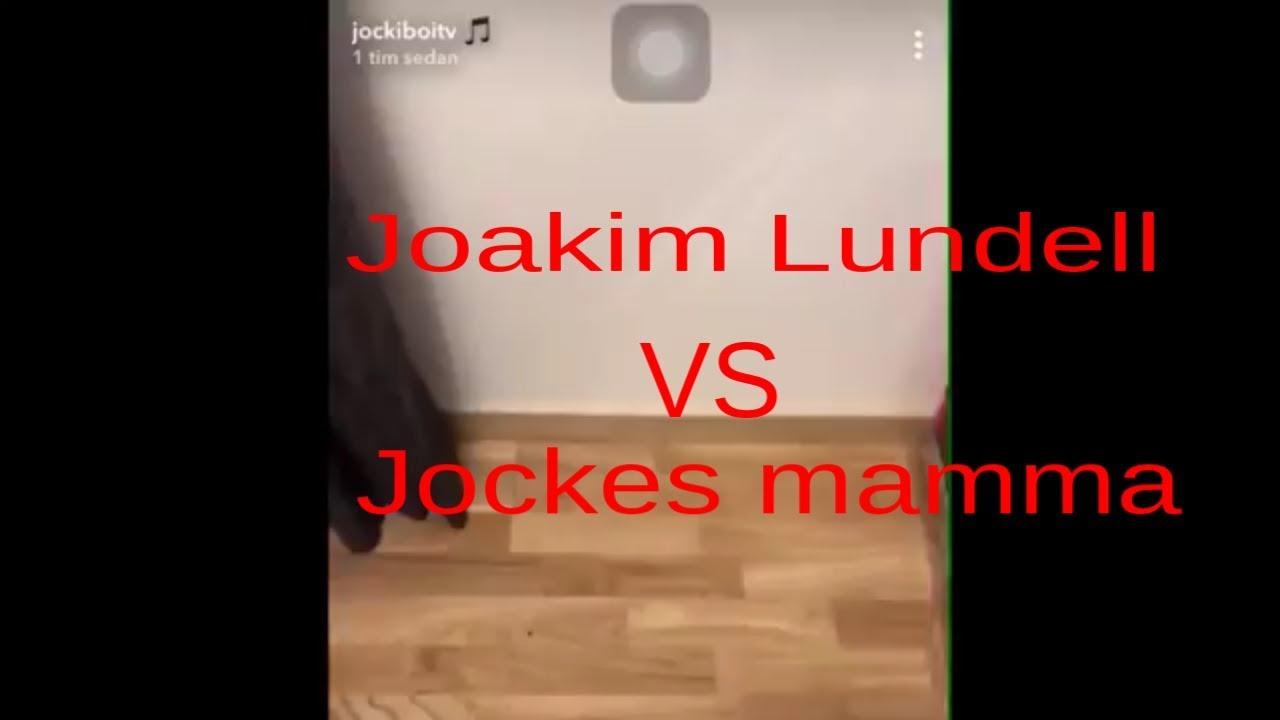 Joakim Lundells Mamma Gar Emot Honom All Snaps Blir Det Ett Nytt Drama Youtube