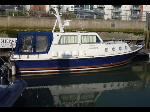 For Sale: SEAWARD 29 Motor Cruiser - GBP 65,000