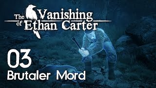 The Vanishing of Ethan Carter [03] [Brutaler Mord] [Redux] [Let's Play Gameplay Deutsch German HD] thumbnail