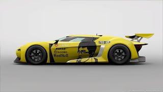 [#18] GT Sport : FIA Manufacturer Series Exhibition Series 2019/20 - Rd.3