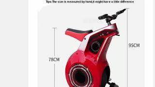 Мощный электрический скутер 800 Вт