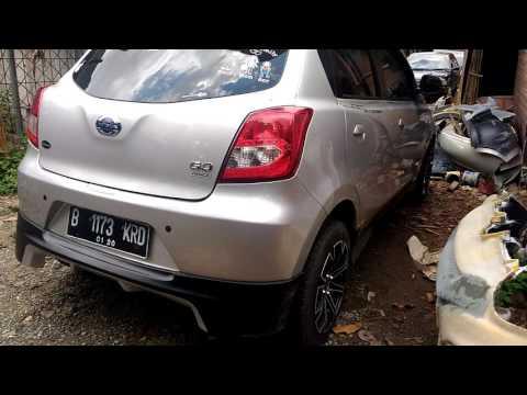 Modifikasi Datsun Go Panca Hatchback