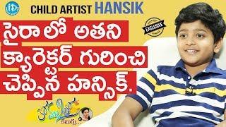 Child Artist Hansik Exclusive Interview     Anchor Komali Tho Kaburlu #7