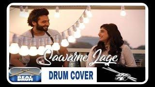 Sawarne Lage – Mitron   Jackky Bhagnani   Kritika Kamra   Jubin Nautiyal   the real drumeo  