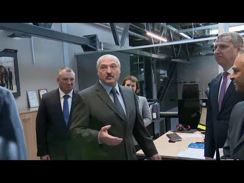 В Белоруссии произошел
