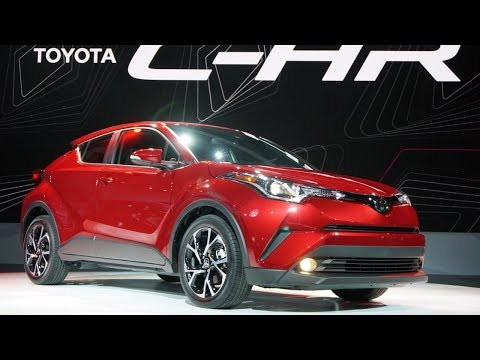 BREATHTAKING! 2018 TOYOTA C HR REVIEW