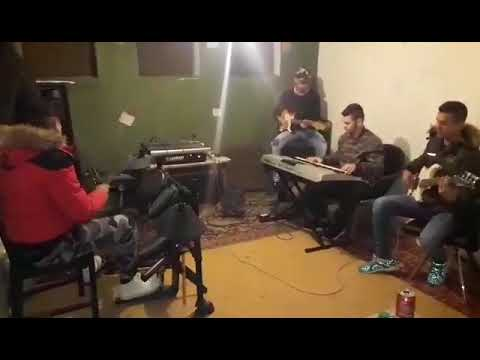 Gipsy Artis Junior Band (zkouška,Hudba) 2018