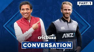Cricbuzz In Conversation with Kane Williamson: Part 1