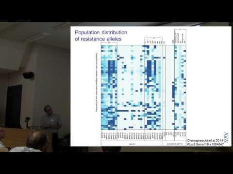 LeSPAR AMR Networking Workshop talk by Julian Parkhill