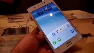 Asus Fonepad 7 FE375CG im Hands On [FHD Deutsch]